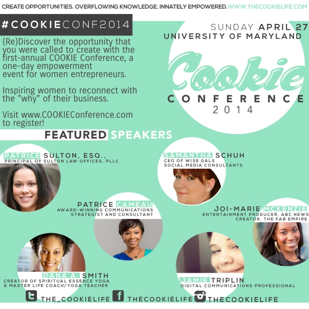 COOKIE Conf 2014_040814